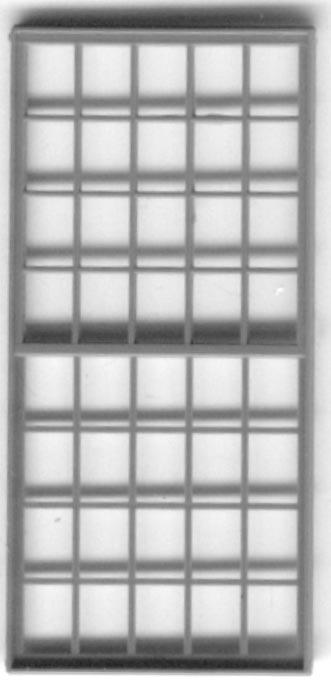 Ho Scale Masonry Windows Grandt Line Products
