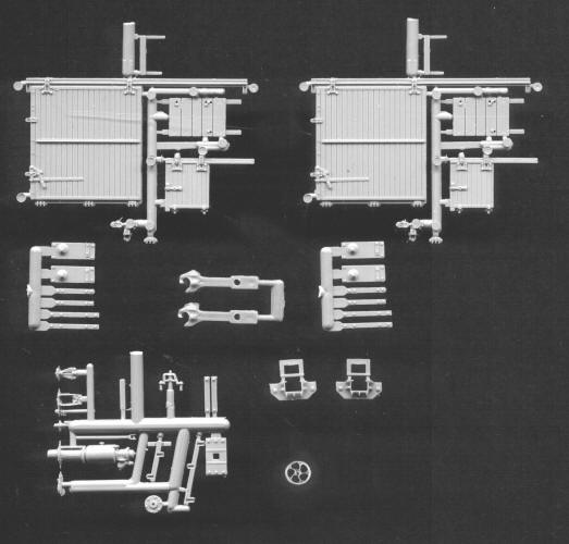 Ho Scale Box Car Stock Car Reefer And Tank Car Details